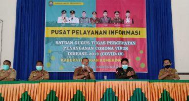 Press Release Tim Humas Covid-19 Kabupaten OKU,  Selasa (16/06/2020)