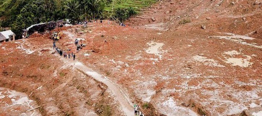 Kabupaten OKU Berstatus Siaga Bencana Banjir dan Longsor