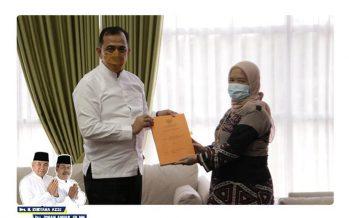 Exit Meeting BPK RI Perwakilan Sumatera Selatan Bersama Pelaksana Harian Bupati OKU