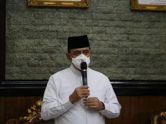 Plh Bupati OKU Mengikuti Acara Takziah Hari Ke 40 Atas Meninggalnya Alm H. Kuryana Azis Bin Abdul Azis